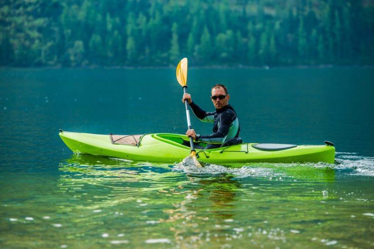 différence canoe kayak