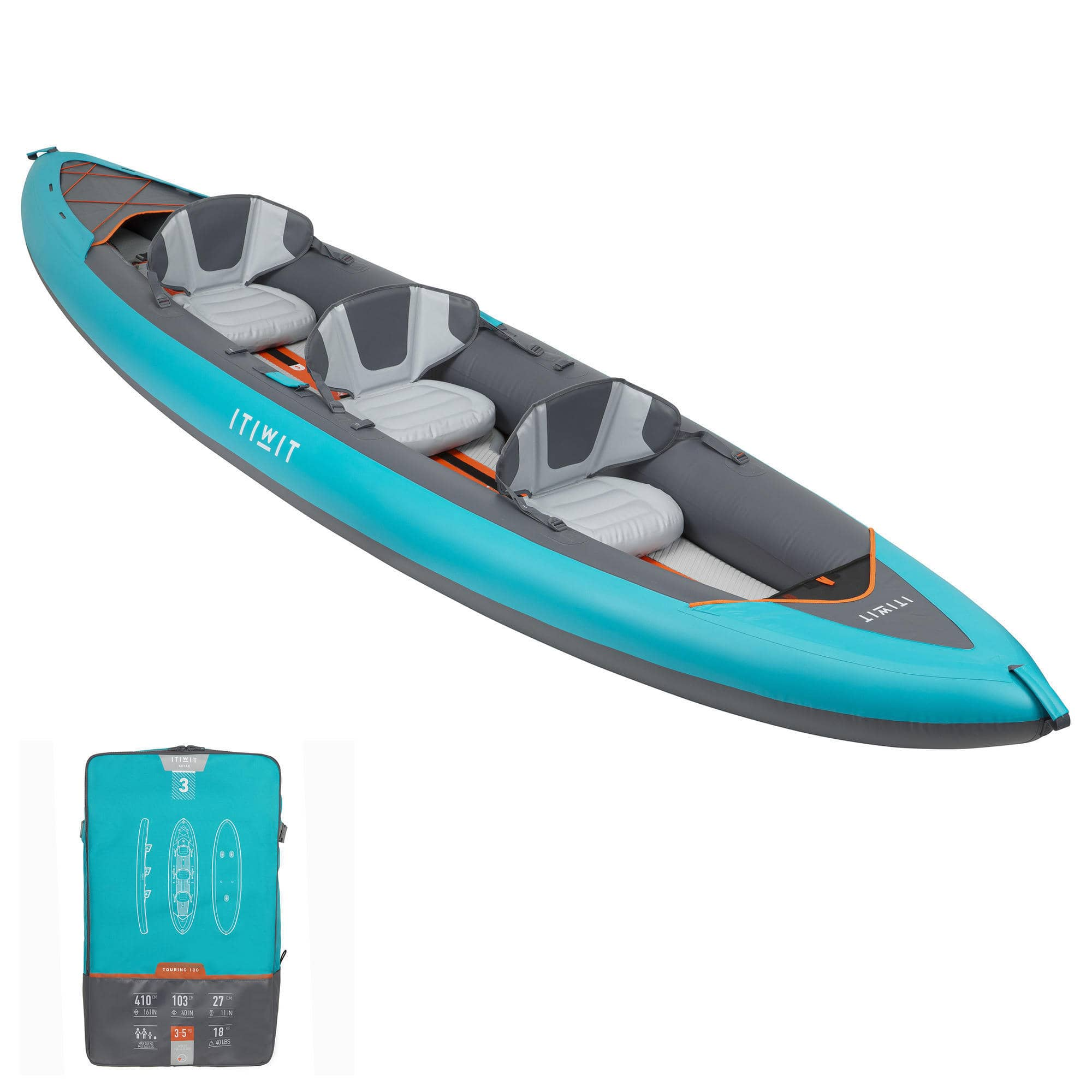 kanoe Decathlon avis